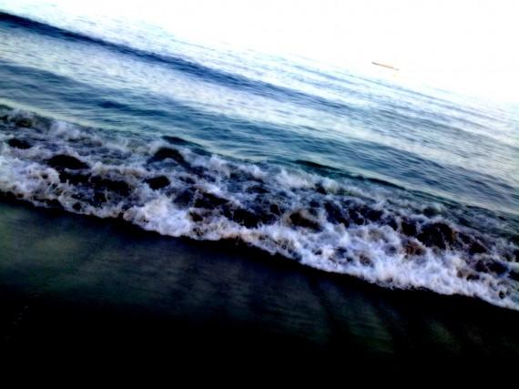 Paseando por la playa 3