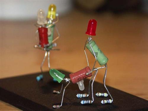 Diodos y Condensadores 1