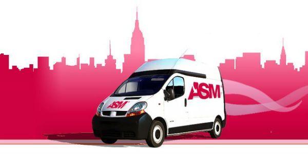 Camión de ASM