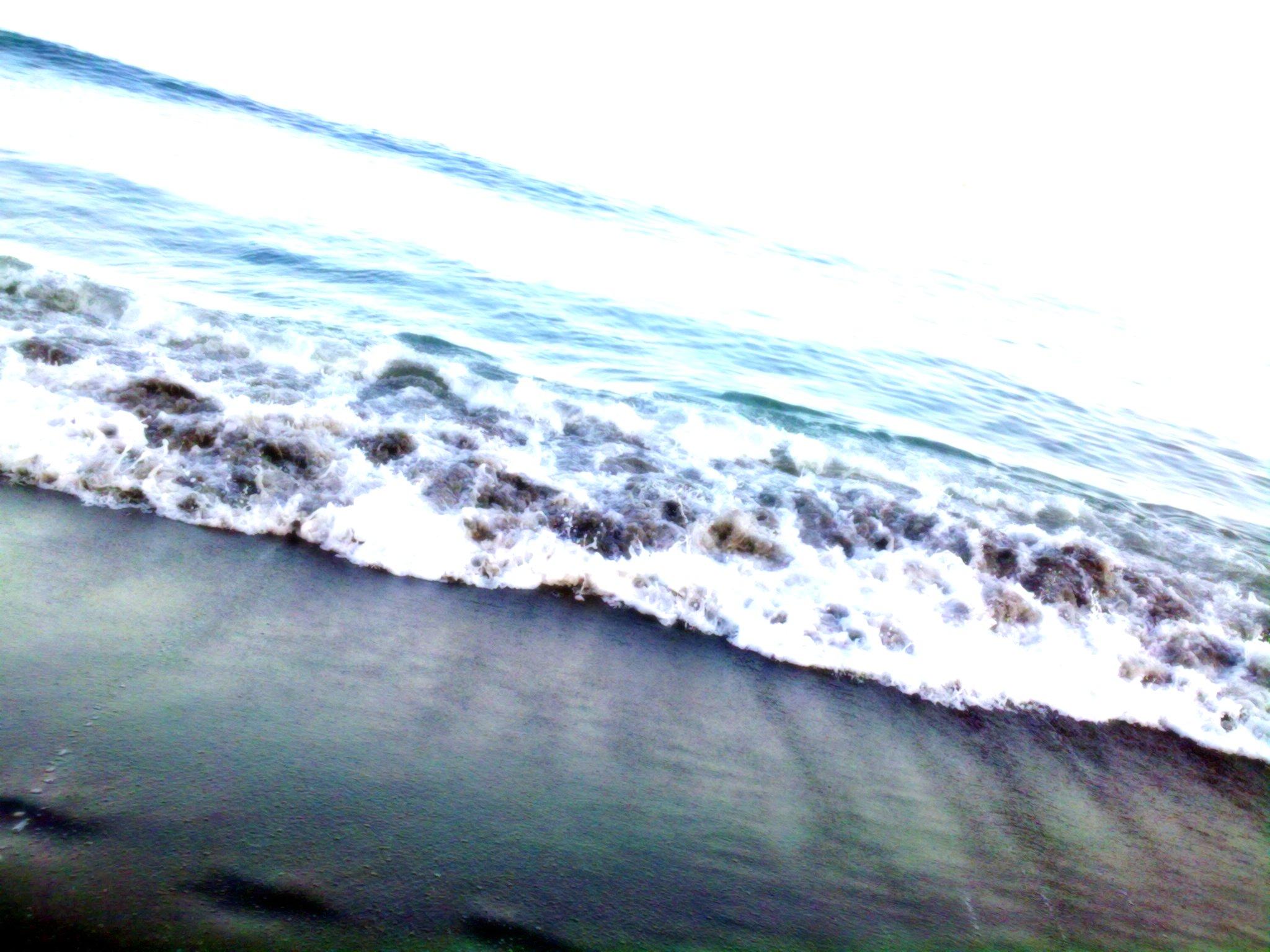 Paseando por la playa 2